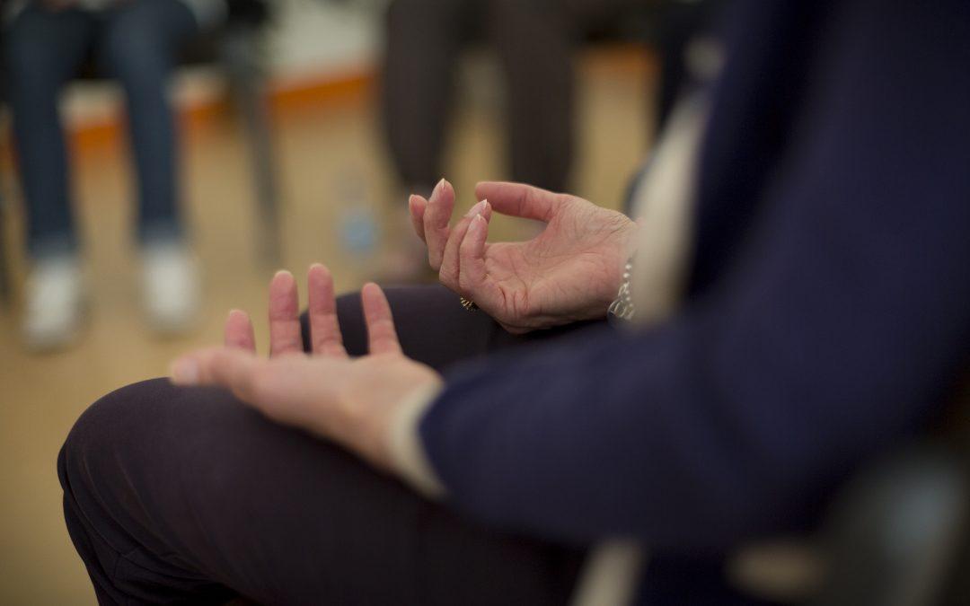 Atelier méditation en visioconférence à l'Espace Ligue Bordeaux Métropole