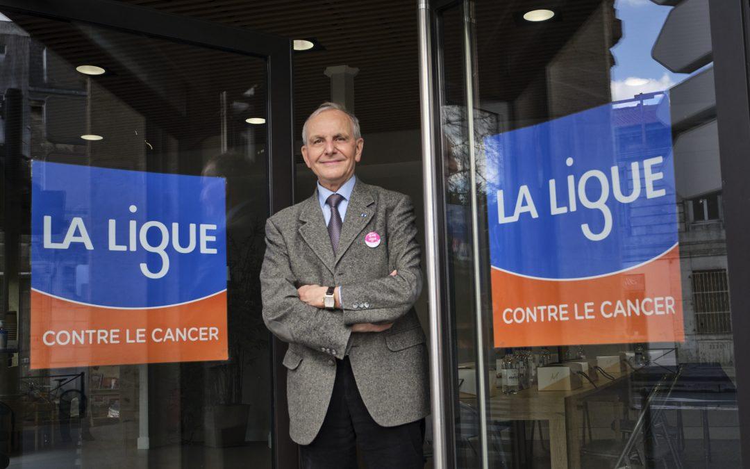 La Ligue contre le cancer a l'immense tristesse d'annoncer le décès du professeur Axel Kahn